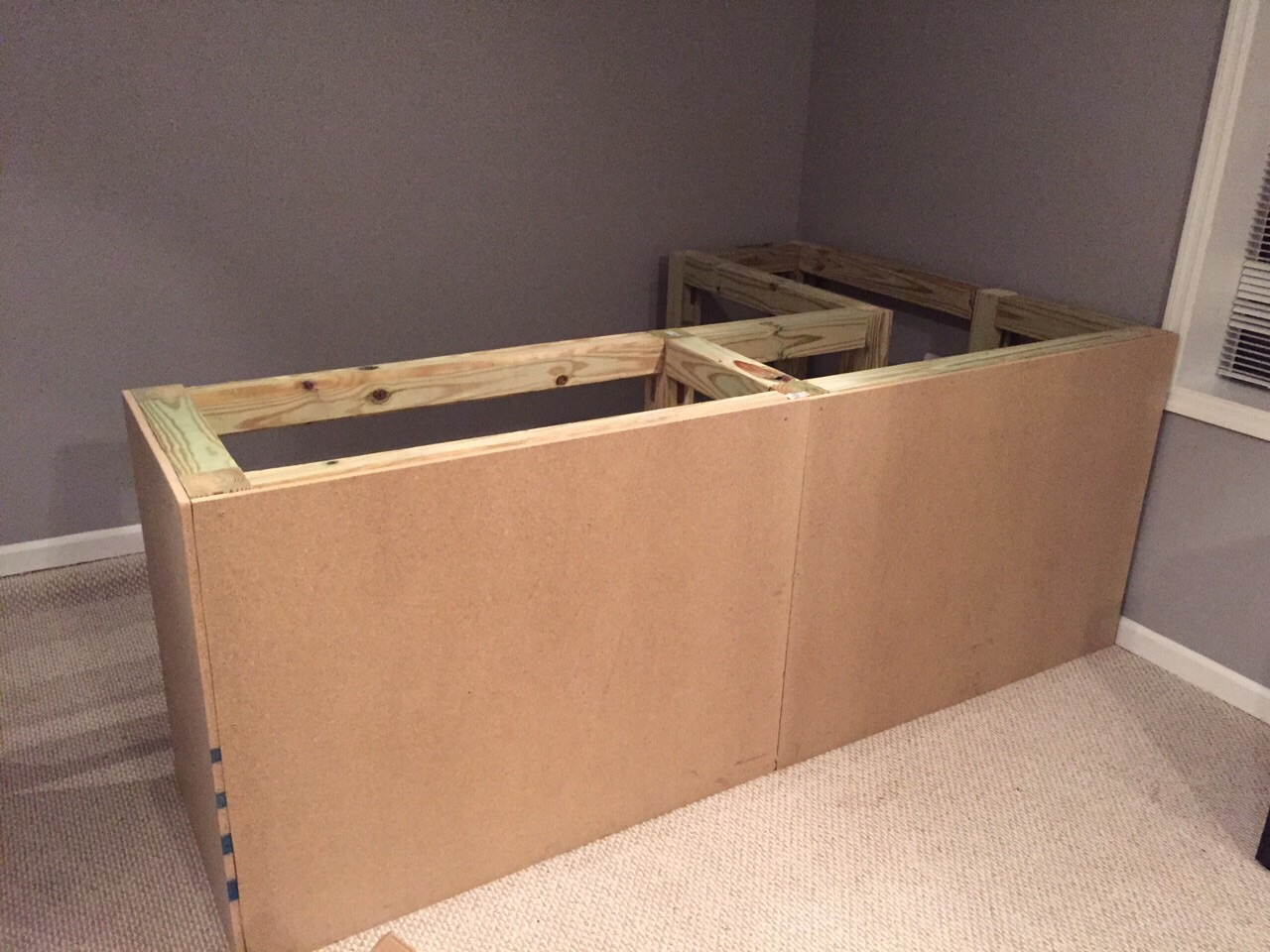 Erste Projekte im neuen Haus | thepruefers